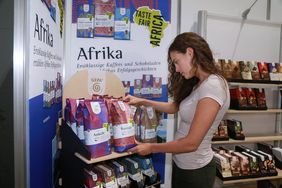 Abbildung: GEPA – The Fair Trade Company